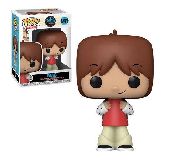 Pre-Order Pop! Fosters Home for Imaginary Friends Mac