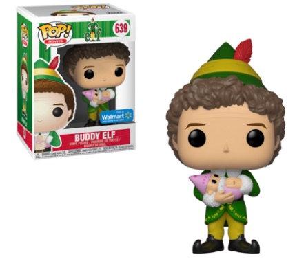Pop! Buddy Elf Walmart