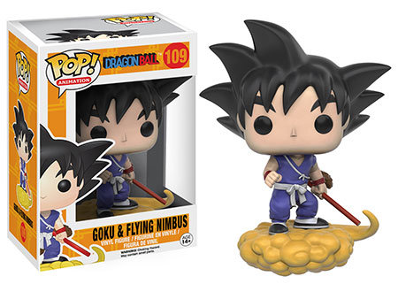 Pop! Dragon Ball Goku and Flying Nimbus