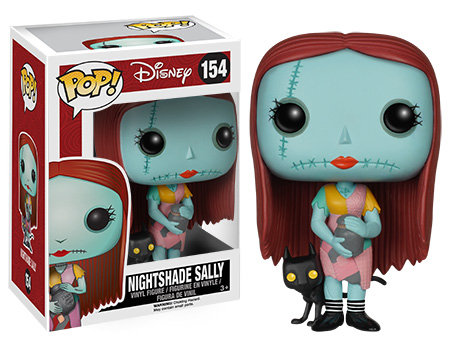 Pop! NBC Nightshade Sally