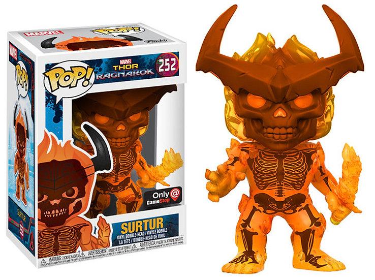 Pop! Marvel Surtur Gamestop