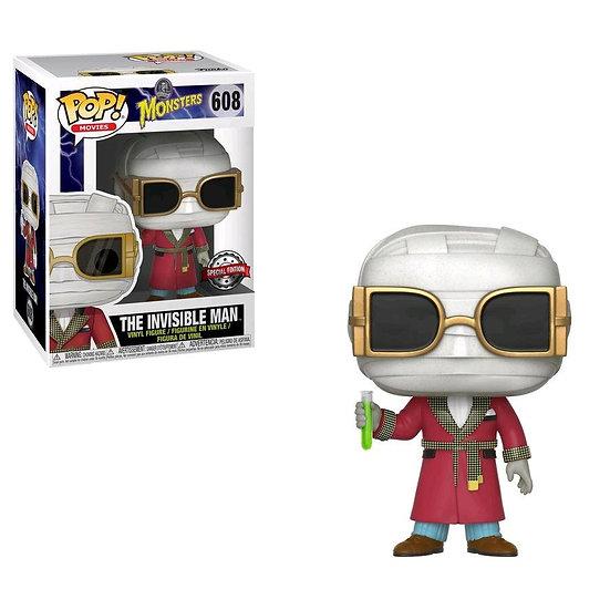 Pop! The Invisible Man Walgreens