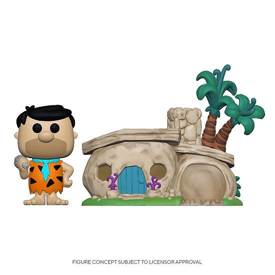 Pop! Fred Flintstone with House