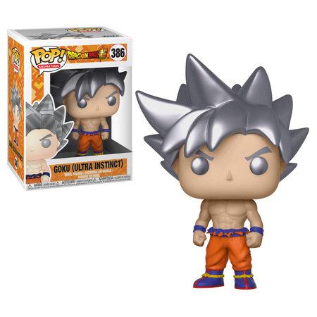 Pop! DBZ Goku (Ultra Instinct)