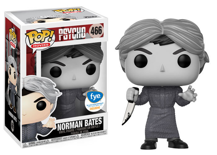 Pop! Norman Bates FYE