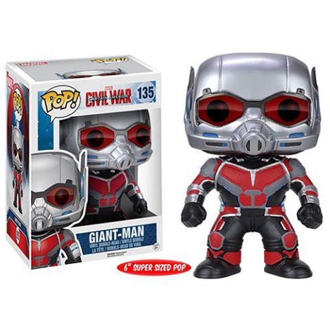 """Pop! Marvel Giant Man 6"""""""