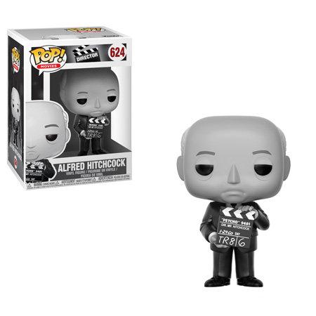 Pop! Alfred Hitchcock