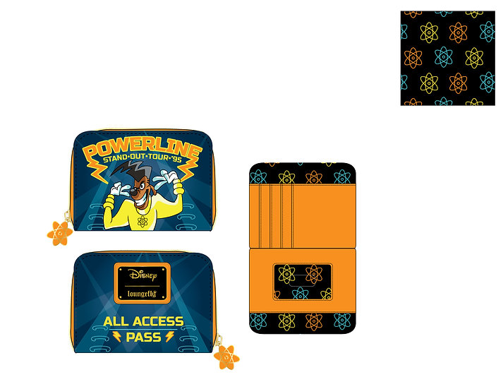 Pre-Order Loungefly Powerline Wallet