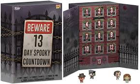 Box Pop N Beauty bought the 13 Day Spooky Countdown!