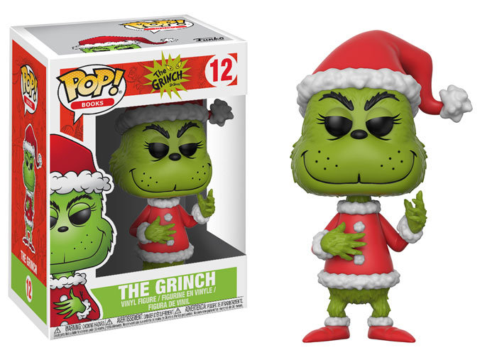 Pop! The Grinch