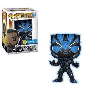 Pop! Black Panther Walmart Glow in the Dark
