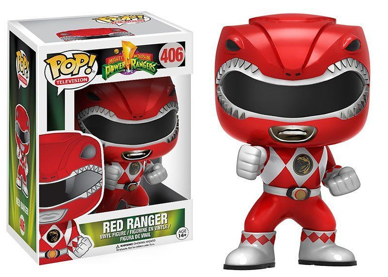Pop! Red Ranger