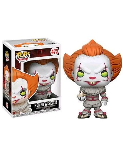 Pop! Pennywise with Boat