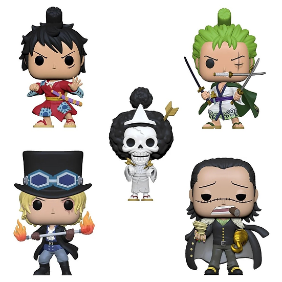 Pre-Order Pop! One Piece Bundle