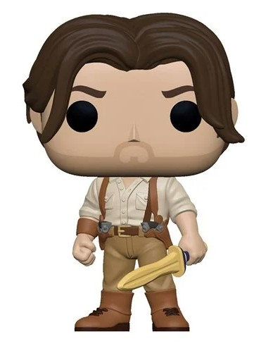 Pre-Order Pop! The Mummy Rick O'Connell