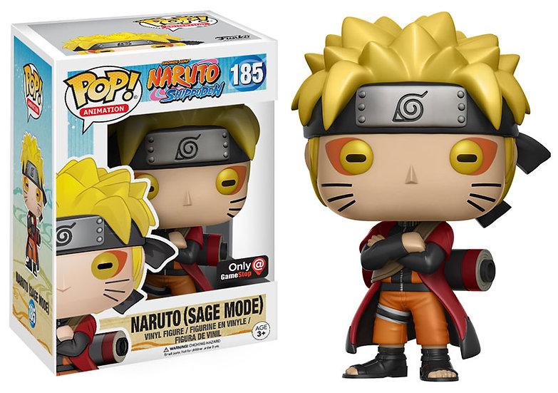 Pop! Naruto - Naruto Sage Mode Gamestop