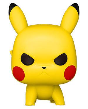 Pre-Order Pop! Pokemon Pikachu Attack Stance