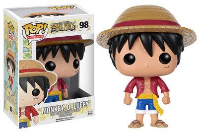 Pop! Monkey D. Luffy