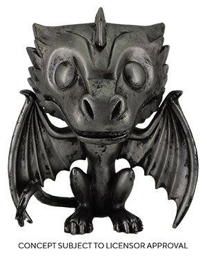 Pre-Order Pop! GOT - Drogon (Iron)