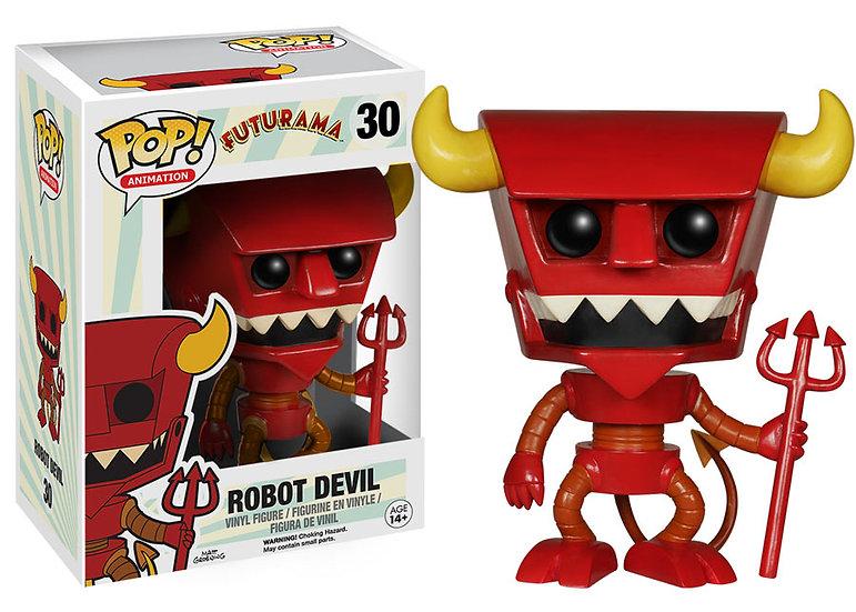 Pop! Robot Devil