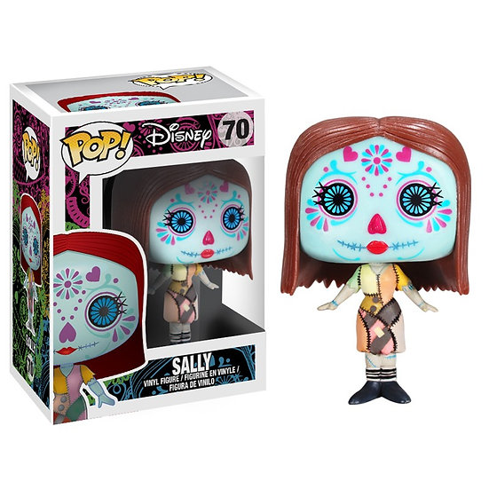 Pop! NBC - Sally Day of the Dead