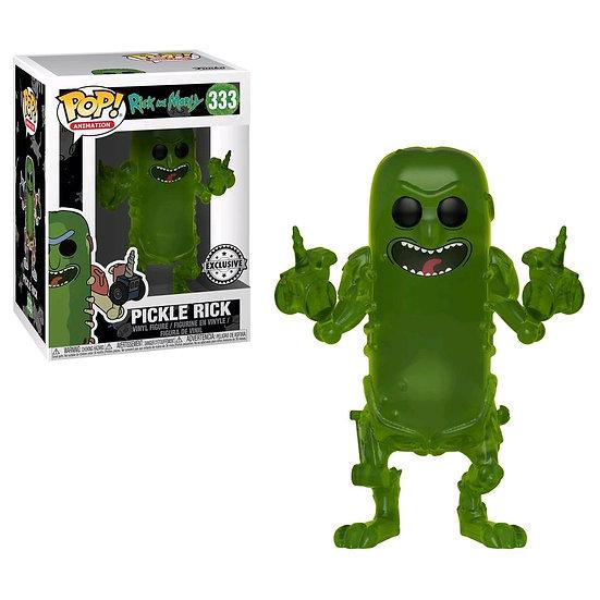 Pop! Pickle Rick FYE