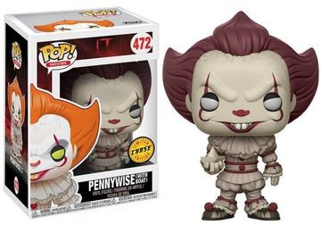 Pop! Pennywise with Boat Chase