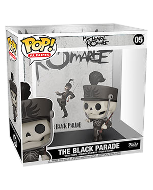 Pre-Order Pop! Albums: My Chemical Romance