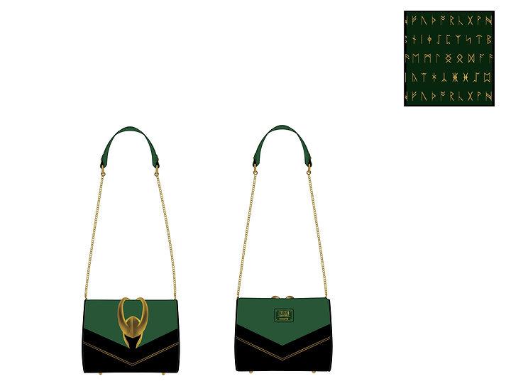 Pre-Order Loungefly Marvel Loki