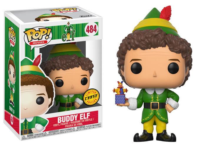 Pop! Buddy Elf Chase