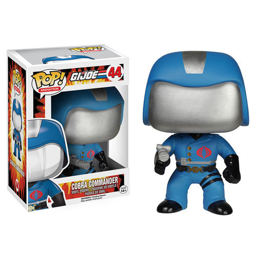 Pop! GIJOE Cobra Commander
