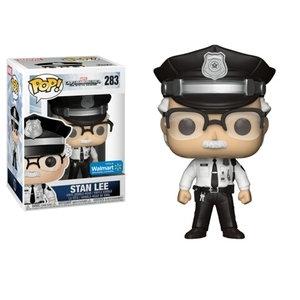Pop! Marvel Stan Lee Walmart (Captain America)