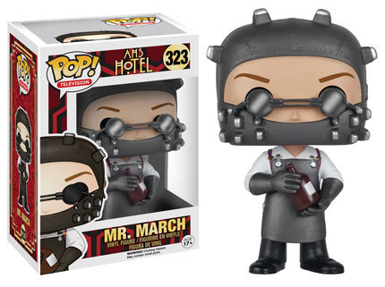 Pop! Mr. March