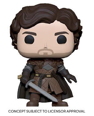 Pre-Order Pop! GOT - Robb Stark with Sword