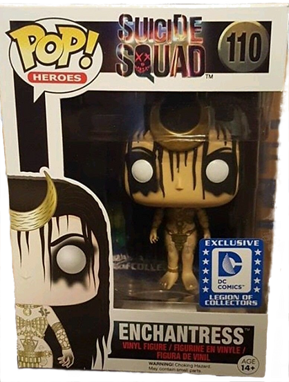 Pop! Enchantress DC Comics
