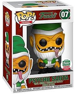 Pop! Psycho Santa (Green) Funko Shop LE3000