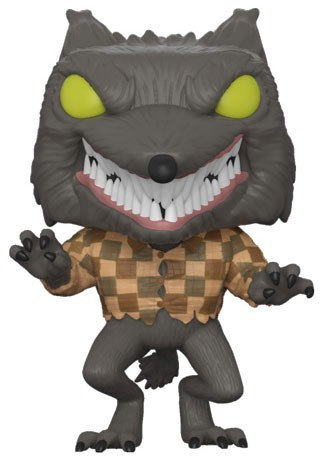 Pop! NBC Wolfman Specialty Series