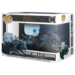 Pop! Night King & Icy Viserion