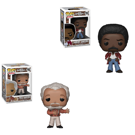 Pop! Sanford and Sons - Fred and Lamont Bundle