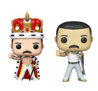 Pre-Order Pop! Rocks: Queen Bundle