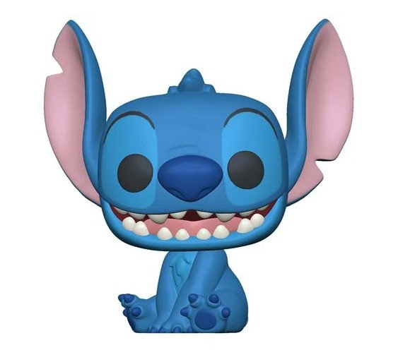 Pre-Order Pop! Lilo and Stitch-Smiling Seated Stitch