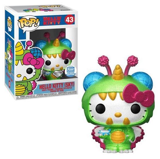 Pop! Hello Kitty (Sky) Funko Shop Diamond