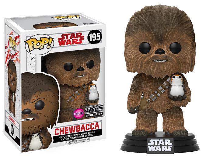 Pop! Chewbacca FYE