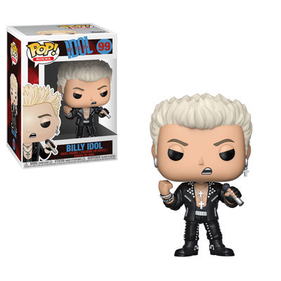 Pop! Billy Idol