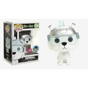 Pop! Snowball Flocked LA Comic Con