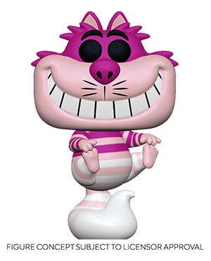 Pre-Order Pop! Alice in Wonderland 70th Anniversary-Cheshire Cat