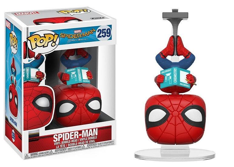 Pop! Marvel Spider Man Homecoming Upside Down