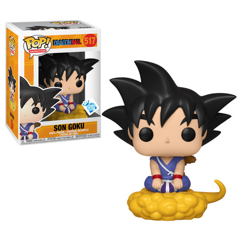Pop! Dragon Ball Son Goku Funko Insider Club