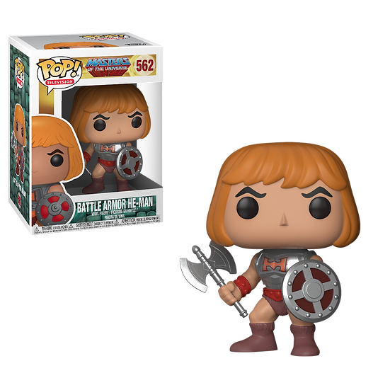 Pop! Battle Armor He-Man