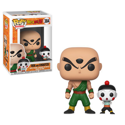 Pop! Tien and Chiaotzu